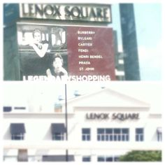 """Lenox Mall!"""