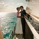 getting married in a luxury yatch