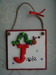 The Very Hungry Caterpillar - Crafts Made With Love