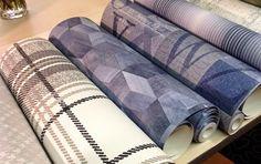 Kurkistus kevään 2015 tapettimallistoon. Sneak peek to wallpaper collection Eco Soft Surface. Wallpaper Collection, Cello, Towel, Blanket, News, Cellos, Blankets, Cover, Comforters