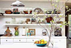 Casinha colorida: Uma casa hipster na Califórnia