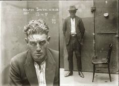 Walter Smith, 15 December 1924. Street robber.
