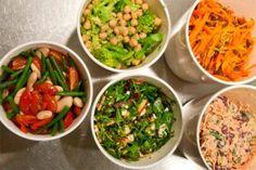 Laga smartare, planera veckans mat med en veckobuffé. Du sparar massor av tid! Här hittar du alla recept du behöver