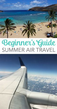 Flying with kids this summer? TSA lines and airline rules have you worried? Find out essential tips for the busy summer air travel season with kids. Air Travel Tips, Packing List For Travel, Travel Advice, Travel Hacks, Travel Ideas, Packing Lists, Travel Guide, Travel Inspiration, Traveling With Baby