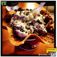 Fan photos make us happy (and hungry)! Do you #Instagram your treats too? Tag us @Cold Stone Creamery so we can see 'em!