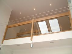Modern Timber Stair | Staircase Scotland