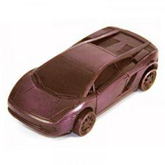 #Chocolate #car #Lamborghini #Galardo #angelinachocolate