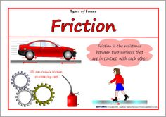 Types of forces posters - SparkleBox 4th Grade Science, Teaching Science, Science Fun, Free Teaching Resources, Teacher Resources, Primary School Teacher, Force And Motion, Teacher Tools, Physical Science