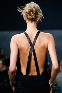 WHOO BABY WHOO | BARE BACK | LEATHER OVERALLS WORN WITHOUT A SHIRT | THEYALLHATEUS