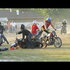 Motorcycle demolition derby at Ohio Bike Week - 2015 dates are May 29 to June 7  **More Pictures http://blog.lightningcustoms.com/oh-bike-week-pics/ **OBW TICKETS http://www.ohiobikeweek.com **More Info at http://www.lightningcustoms.com/ohio-bike-week.html  #ohbikeweek