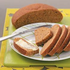 Rustic Rye Bread Recipe from Taste of Home -- shared by Holly Wade of Harrisonburg, Virginia
