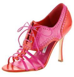 Manolo Blahnik Heels Collection & More Luxury Details