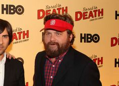 Zach Galifianakis is a Wolfpacker - NC State