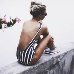 The Swimwear Brand Making a Social Splash