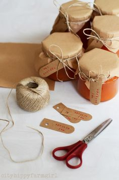 Honey Packaging, Bakery Packaging, Candle Packaging, Food Packaging Design, Bottle Packaging, Print Packaging, Gift Labels, Jar Labels, Ideas Sorpresa