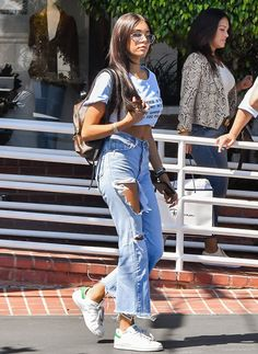 Madison Beer out & about in LA