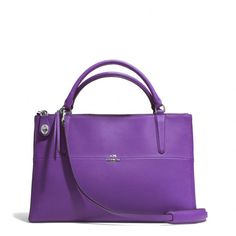 The The Borough Bag In Saffiano Leather from Coach - I already have a wallet in the same color. Love it!