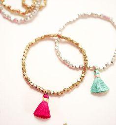 Cadeau DIY : des bracelets brésiliens