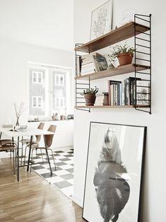 La Maison d'Anna G.: noir et blanc