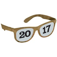 b511c9c6368 2017 New Years Printed Glasses