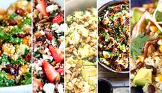 Say goodbye to boring #quinoa salads! These unique quinoa salad recipes are must-trys. | Be Well Philly