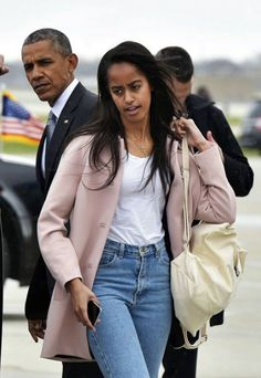 Beautiful Malia Obama!!!