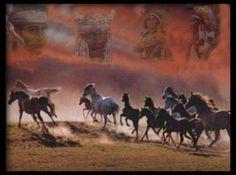 Chevaux et indiens -