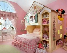 Awesome  little  girl  bedroom  design