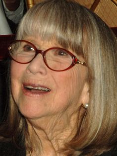JULIE HARRIS - had more integrity than the rest of the Knots Landing cast put together.  I wish I had spent more time with her.