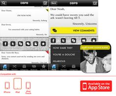 DBPB - iPhone/iPad