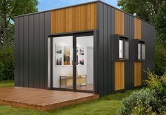 Instant Home Solutions offers high quality, affordable kit homes and portable housing solutions. All solutions are certified to Australian standards. Granny Flat, Kit Homes, Shed, Floor Plans, Outdoor Structures, Outdoor Decor, Design, Home Decor, Decoration Home