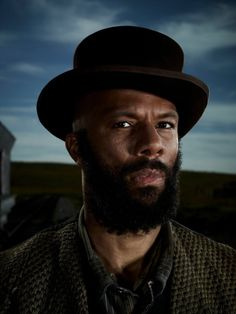 Elam Ferguson played by Common. Hell on Wheels on AMC.