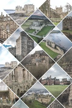 Only the best Scottish castles in central Scotlnad