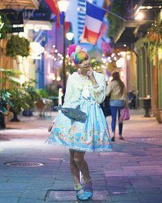 Model: Kammie Main Theme, Fashion Labels, Lolita Fashion, Ponytail, Pretty Girls, Harajuku, Fashion Show, Gallery, Model