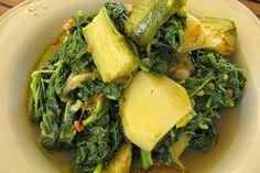 Γνήσιες μοναστηριακές συνταγές του Επιφάνιου - Μοναστηριακά Προϊόντα Αγίου Όρους / 100% Αυθεντικά Broccoli Soup, Yams, Greek Recipes, Seaweed Salad, Soul Food, Potato Salad, Cabbage, Salads, Food And Drink