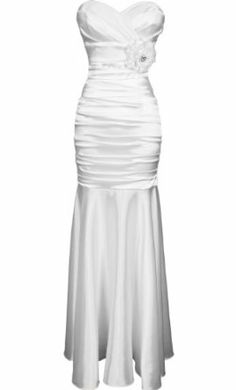 Wedding dress. $80 with shipping.