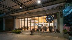 night vision  cafe murasaki @thailand