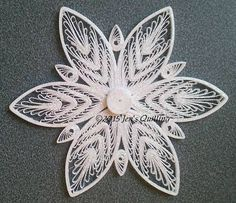 Quilling by Jen!