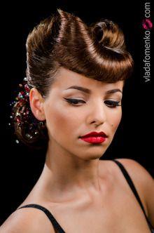 makeup by me  hair: Elena Glazkova  photo: Georgiy Borisenko