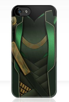 Loki iphone case http://www.redbubble.com/people/oldcoyote/works/9889948-glorious-purpose