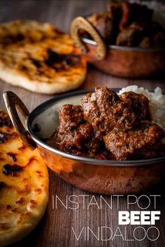 InstantPot Beef Vindaloo - InstantPot Beef Vindaloo This Beef Vindaloo is my take on the Anglo Indian Vindaloo which is a take on the Indo Portuguese classic from Goa, who said fusion food is new? Lamb Vindaloo Recipes, Chicken Vindaloo, Curry Recipes, Beef Recipes, Cooking Recipes, Rice Recipes, Fusion Food, Indian Food Recipes, Asian Recipes