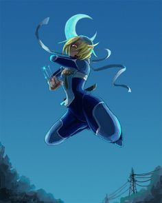 Sheik, really a ninja princess !