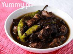 Pork Dinuguan (Pork Blood Stew) Recipe