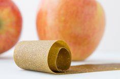 Rollitos de manzana