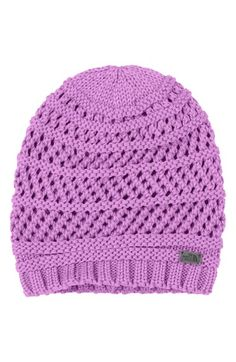 dd6699ac05d The North Face  Back Pocket  Beanie available at  Nordstrom North Face Women