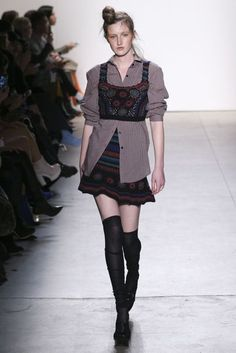 Adam Selman Fall 2017 Ready-to-Wear Fashion Show Collection Colorful Fashion, I Love Fashion, Fashion 2017, Runway Fashion, High Fashion, Autumn Fashion, Fashion Outfits, Fashion Design, Fashion Trends