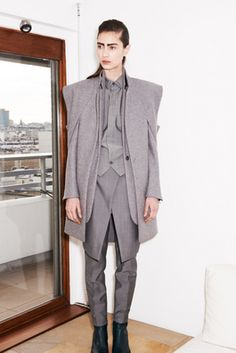 Barbara Bui Pre-Fall 2014 Fashion Show: Complete Collection - Style.com