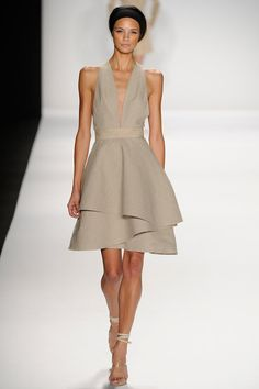 Kaufmanfranco Spring 2014 Ready-to-Wear Collection Slideshow on Style.com #nyfw