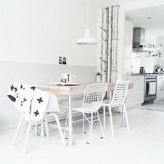 Home sweet home ♡ (en zodra we weer thuis zijn wordt er geschoven met meubels) #vintagelab15 #piawallen #coleandson