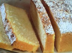 Traditional Swedish Almond Cake Slices Recipe - Food.com